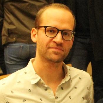 Csaba Dániel ELTEcon alumnus