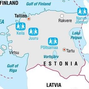 Észtország