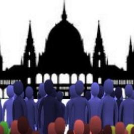 parlament rajz