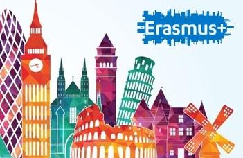 Erasmus+ oktatói mobilitási pályázat (2019/20)