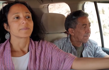 Tesfay Sábával forgatott az On the Spot (One World Family, On the Spot)