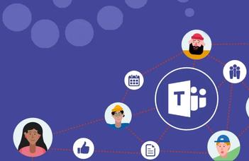 Távoktatás – A Microsoft Teams használata