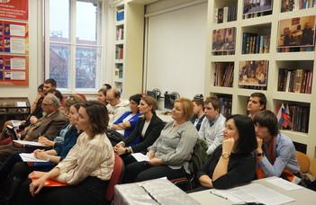 TáTK-s siker a Fiatal Ruszisták I. Prezentációs Kupáján