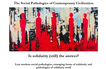 Call for papers - The Social Pathologies of Contemporary Civilization