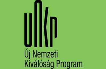 Az Új Nemzeti Kiválóság Program 2019/2020-as tanévre szóló pályázatai