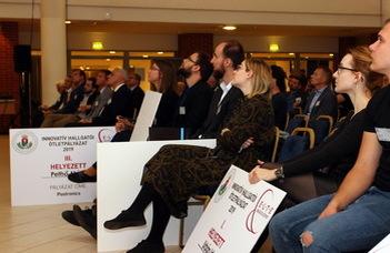 TáTK-s hallgató csapata nyerte az ELTE Innovatív Hallgatói Ötletpályázatát