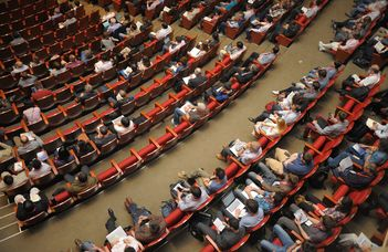 Participation at International Conferences