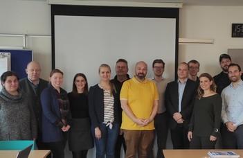 Újabb Erasmus+ stratégiai projekt-együttműködésben vesz részt az ELTE TáTK