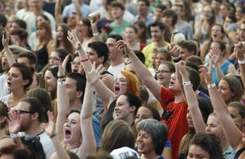 Ismét az ELTE a legnépszerűbb egyetem
