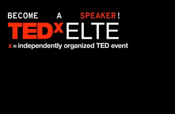 Jelentkezz TED-előadónak!