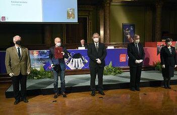 Rézler Gyula-díjat kapott Csepeli György