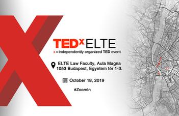 TEDxELTE >> Nagyíts rá az ELTE-vel!
